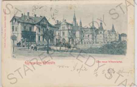 Olomouc - Gruss aus Olmütz, DA