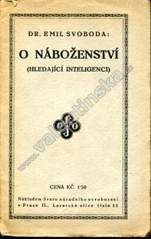 O náboženství - Knihy