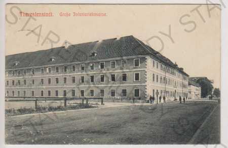 Terezín (Theresienstadt), kasárny
