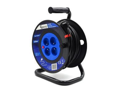 Prodlužovací kabel na bubnu prodlužovačka 3x1.0mm2 25m G17500