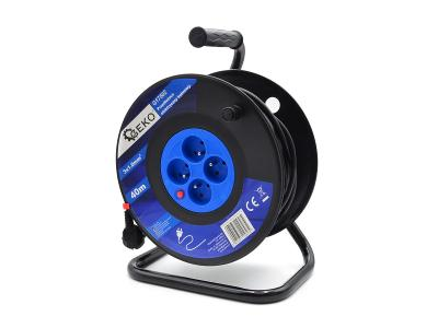 Prodlužovací kabel na bubnu prodlužovačka 3x1.0mm2 40m G17502