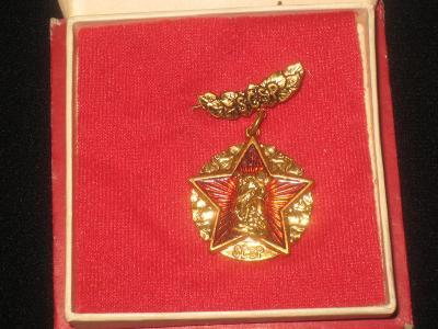 Medaile SČSP