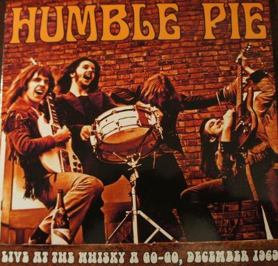 LP HUMBLE PIE Live At The WHISKY A GO - GO 1969 Raritní!