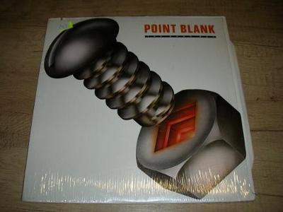 Point Blank  – The Hard Way (1980) 1.Press USA ,NM-