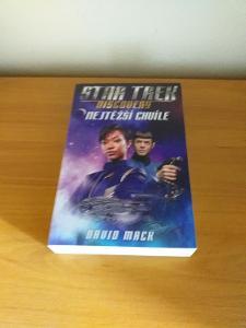 NOVÁ KNIHA Star Trek: Discovery – Nejtěžší chvíle končí