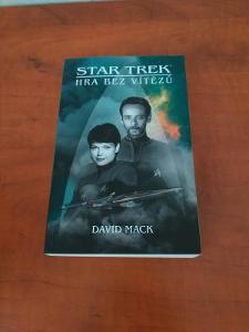 NOVÁ KNIHA Star Trek: Typhonský pakt – Hra bez vítězů