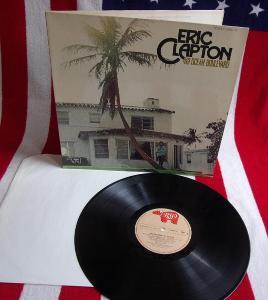 ⭐️ LP: ERIC CLAPTON - 461 OCEAN BOULEVARD, 1.press West Germany 1974