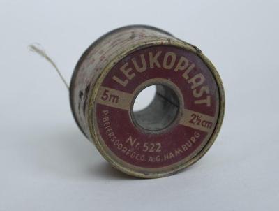 Leukoplast lékařská, československá výroba