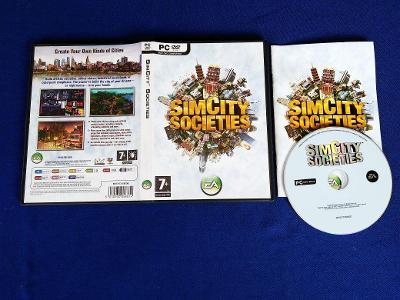 PC - SIMCITY SOCIETIES (retro 2007) Top