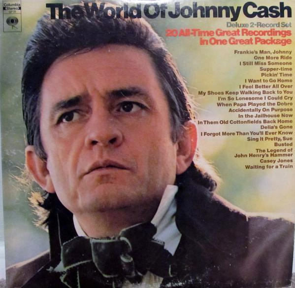 The World Of Johnny Cash/2LP - Hudba