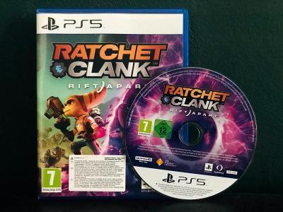 Ratchet & Clank: Rift Apart CZ - PlayStation 5 (PS5)