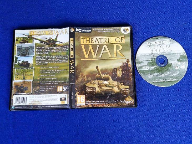 PC - THEATRE OF WAR (retro 2007) Top - Hry