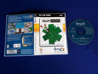 PC - THEME HOSPITAL (retro 1997) Top