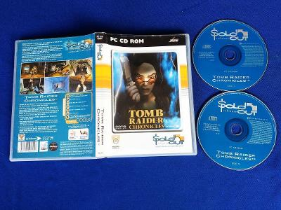 PC - TOMB RAIDER CHRONICLES (retro 2000) Top