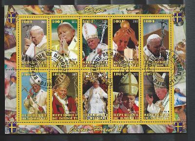 Papež Jan Pavel II. - Džibuti 2012  2.
