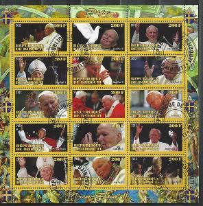 Papež Jan Pavel II. - Džibuti 2012  3.