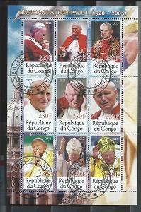 Papež Jan Pavel II. - Kongo 2012  2.