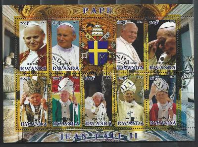 Papež Jan Pavel II. - Rwanda 2012  2.