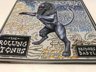 The Rolling Stones: Bridges To Babylon 1997, 1.Press, Od korunky !!!