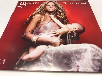 Shakira: Fijación Oral vol. 1 2005,1.Press, španělská verze, Od 1 Kč !