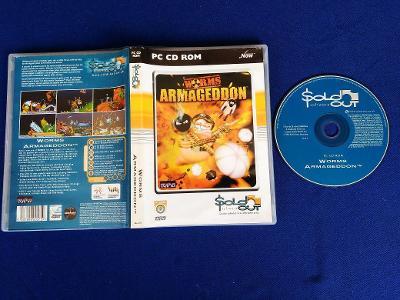 PC - WORMS ARMAGEDDON (retro 2002)Top