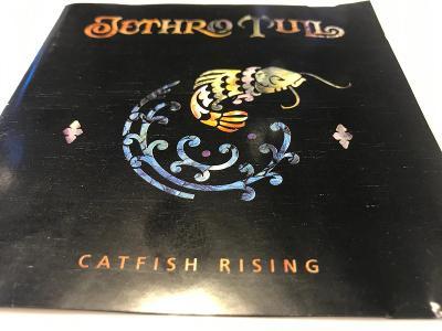 Jethro Tull: Catfish rising 1991, 1.Press, Jewel case, Od korunky !!!