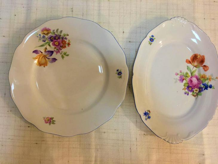 Luxusní jídelní servis HC - Porcelán