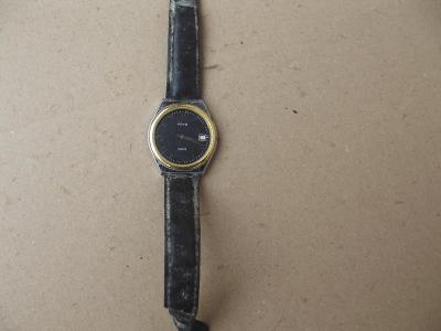 Staré hodinky Prim černé