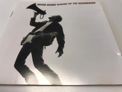 Bryan Adams: Waking Up The Neighbours 1991, 1.press, OD KORUNKY !!!