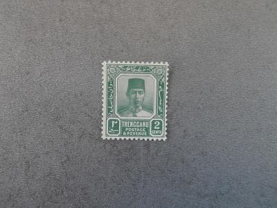 Malaya - Trengganu 1921 (*)