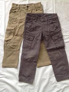 Frajerské kalhoty, Bentton a Duck a Dodge, vel. 104