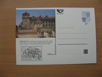 ** CDV A 38/96 - HORŠOVSKÝ TÝN - původně raně gotický hrad - popis