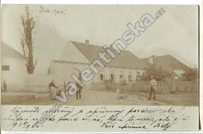 Horní Dvůr, Dolní Bukovsko, České Budějovice