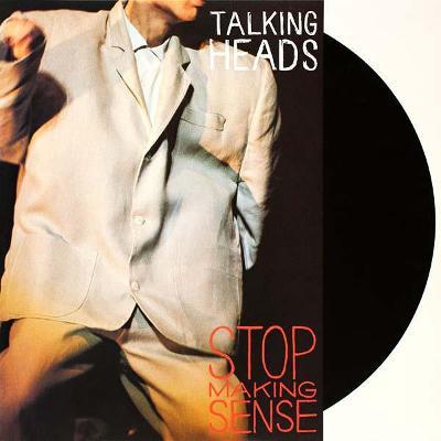 🎤 LP TALKING HEADS – Stop Making Sense/1984