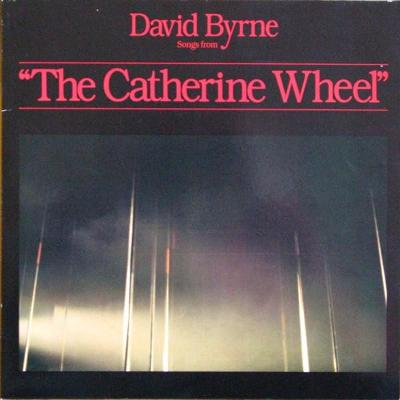 """🎤 LP DAVID BYRNE – Songs From """"The Catherine Wheel""""/1984/VG++"""