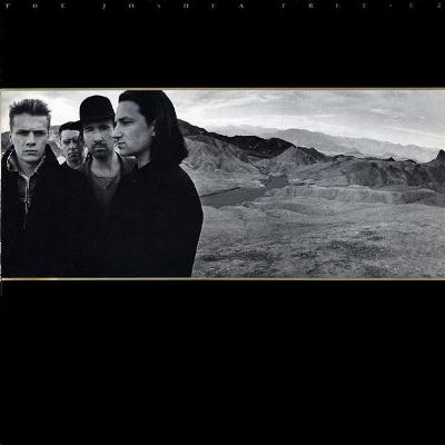 🎤 LP U2 – The Joshua Tree   /VG++