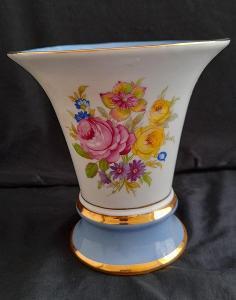 Krásná stará váza Dux. Top-stav