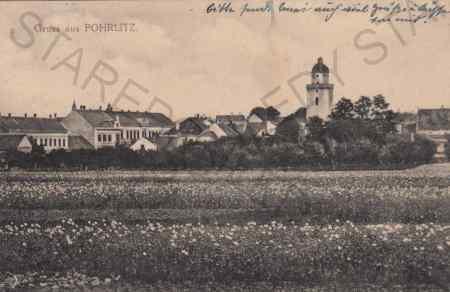 Pohořelice - Gruss aus Pohrlitz