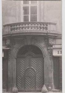 Praha 1, Železná ulice, portál domu č. 9