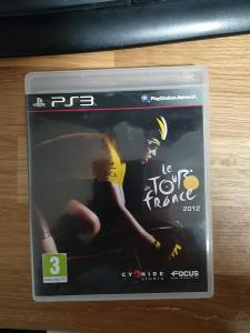 PS3 - Le Tour De France 2012 == SONY Playstation 3 - TOP -