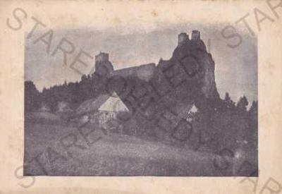 Trosky, zřícenina hradu