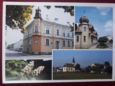 pohlednice České Velenice