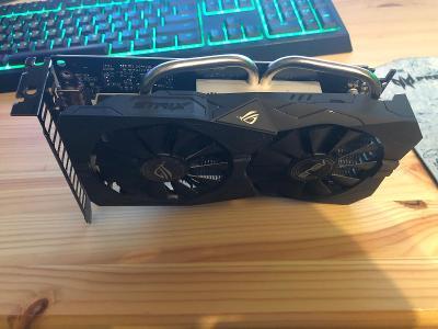 ROG STRIX RX 560 4 GB (AMD RADEON)