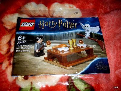 LEGO--HARRY POTTER--KOUZELNICKÁ KUCHYNĚ.NOVÉ-NEROZBALENO--INFO.