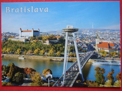 BRATISLAVA Hrad Most  Slovensko