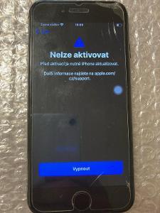 Prodám iphone 7 - nejde aktivovat