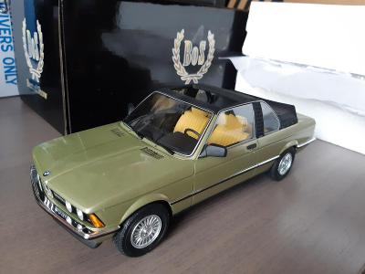 BMW 323i (E21) Baur ´79 1:18 BoS-models