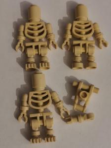 Lego dílky figuríny