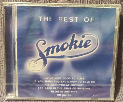 CD - Smokie ( 1998 ) , CD nové, ve folii