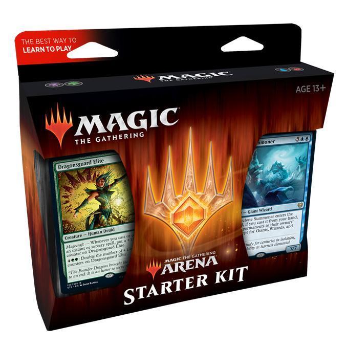 MTG Magic the Gathering Arena Starter KIT 2021 - Karetní hry
